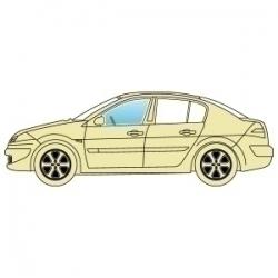 Скло бокове Audi A6 C5 1997-2004