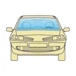 Лобове скло Audi A6 C5 1997-2004 Seda