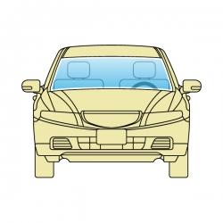 Лобове скло Audi A6 C5 1998-2005